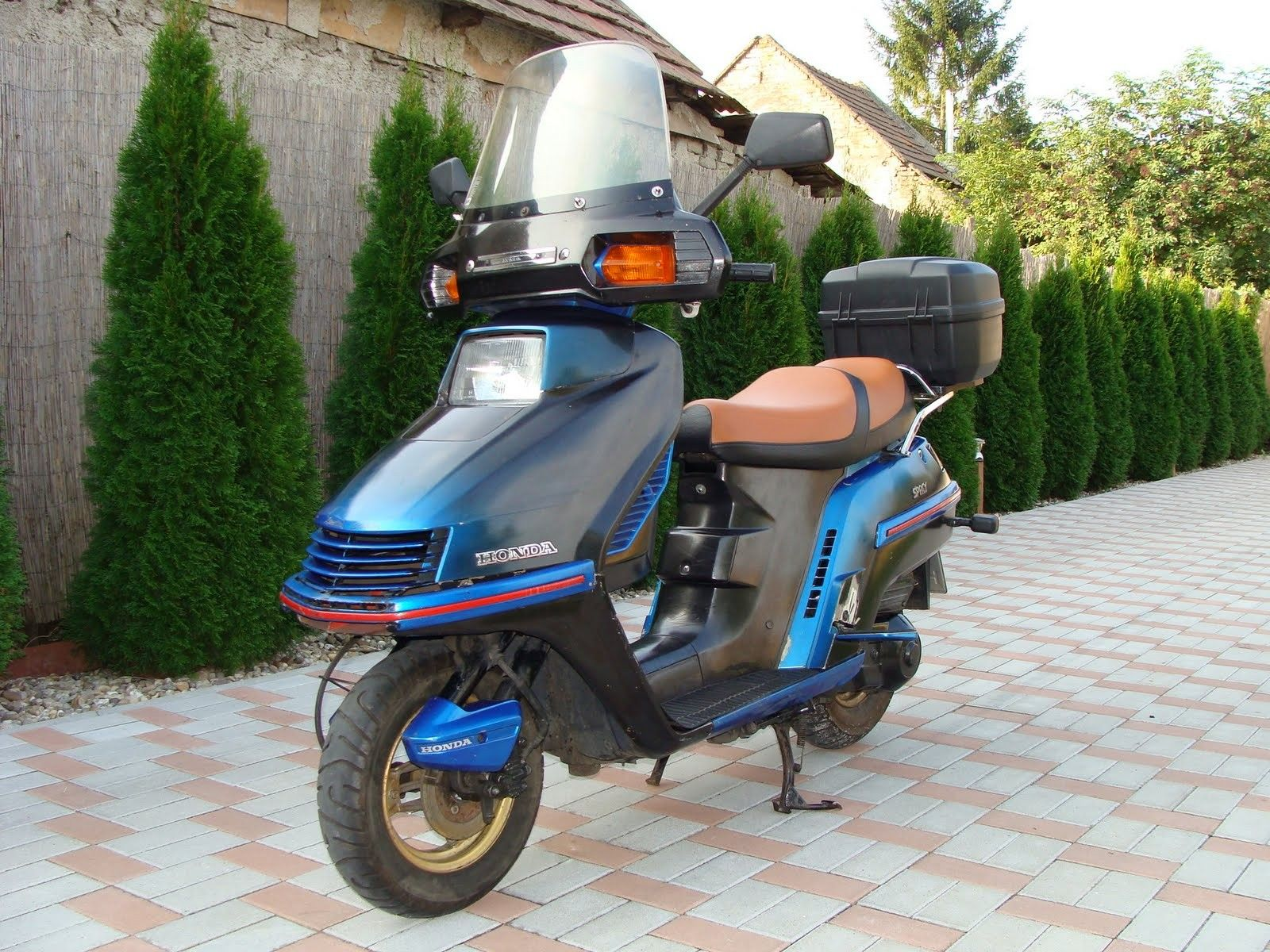 Honda Elite 250 Motor Scooter Guide