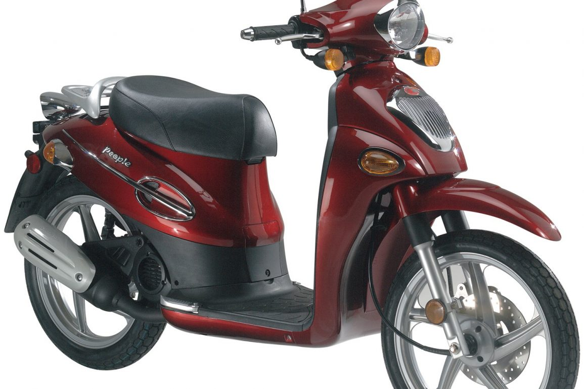Kymco People 50 / 150 / 200 | Motor Scooter GuideMotor Scooter Guide
