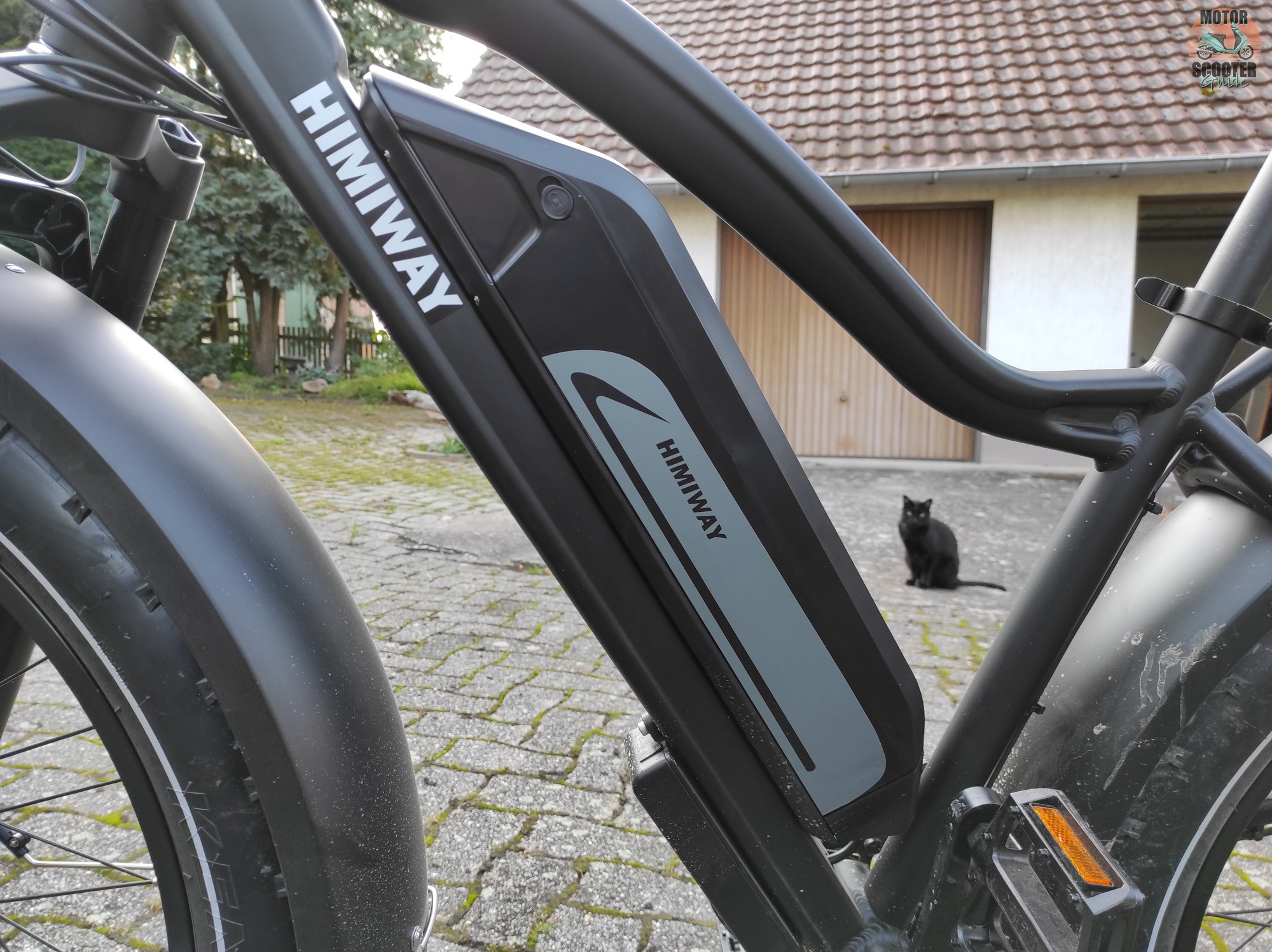 Himiway Cruiser Battery Pack