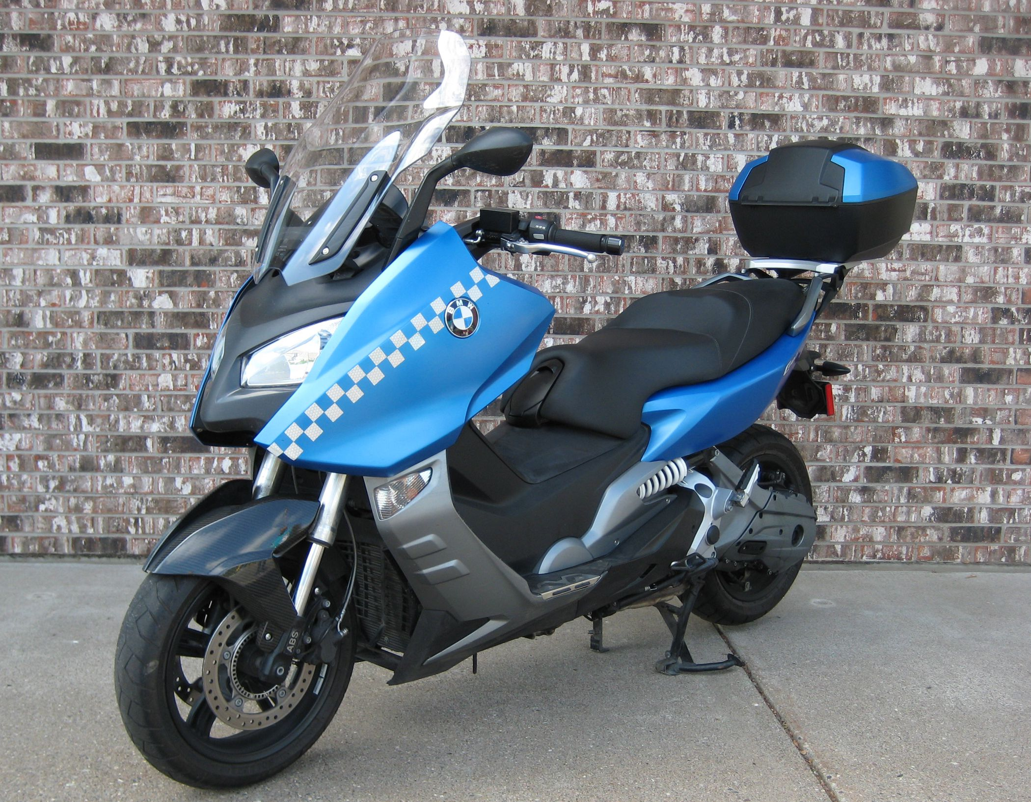 2013 BMW C600 Sport Scooter Review