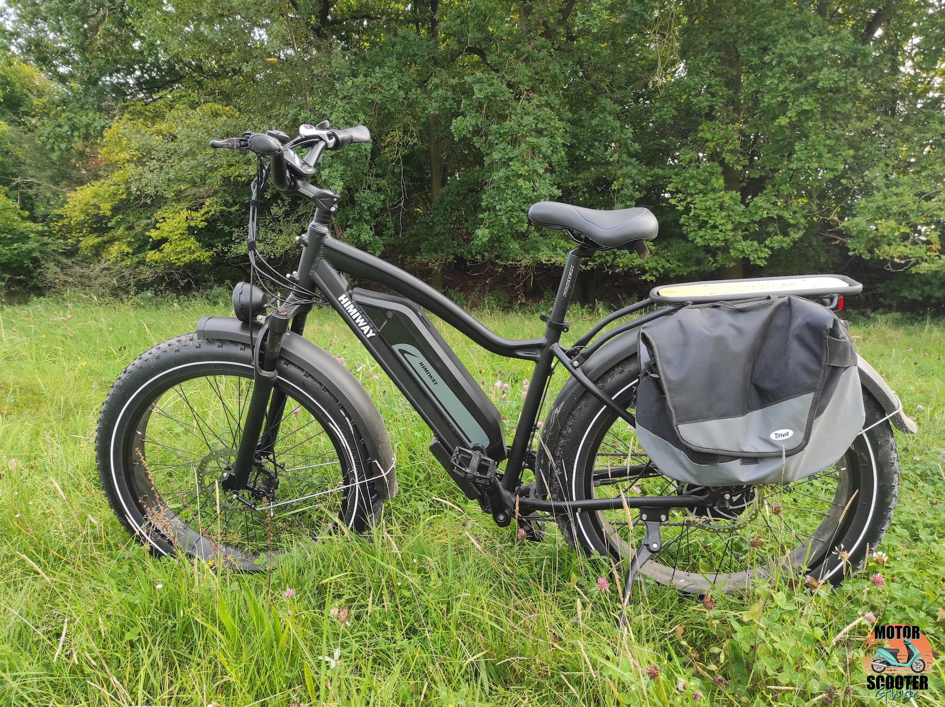 2021 Himiway All-Terrain Cruiser parked in grassy field